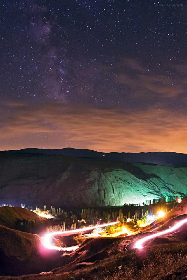 MilkyWay AlborzMts Iran Amir Abolfath TWAN 3003859